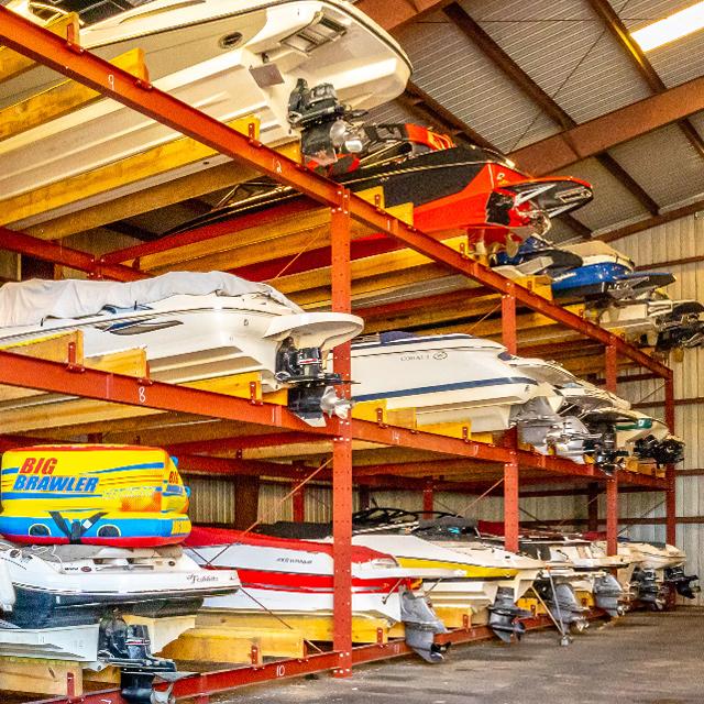 Choto Marina Dry Storage